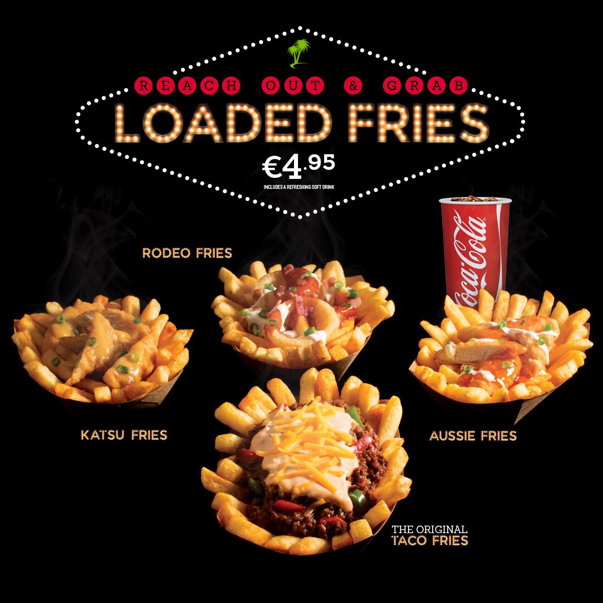 Loaded Fries | Abrakebabra