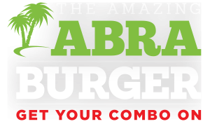 The Amazing ABRA Burger Combo
