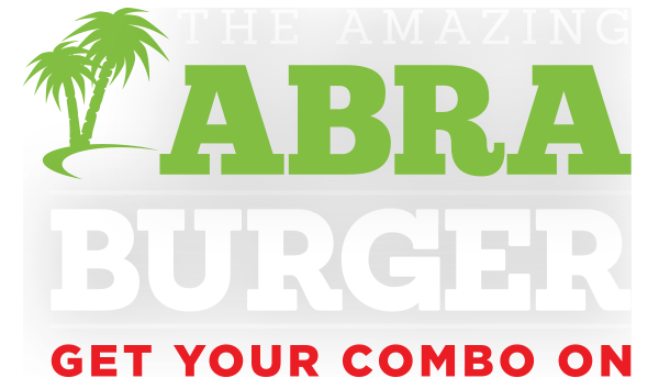 The Amazing ABRA Burger Combo