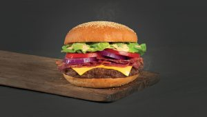 The Amazing ABRA Burger